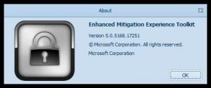 Microsoft EMET 5.0