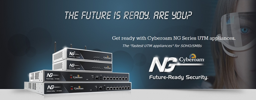 Next Generation Firewall Cyberoam